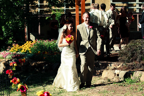 Our Rustic Wedding