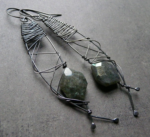 Sterling and Labradorite