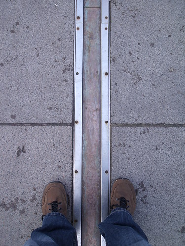 THAT photo on the prime meridian