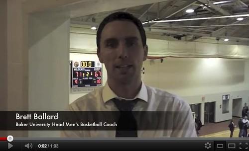 Coach Ballard postgame