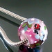 Charm bead : Live in garden