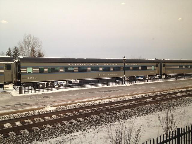 Amtrak - Lake Shore Limited - CHI - NYC