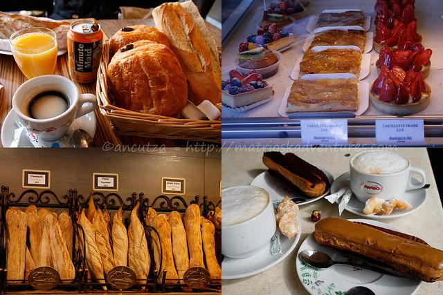 colazione francese