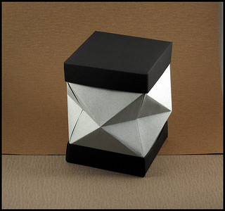 Diamond Cut Box