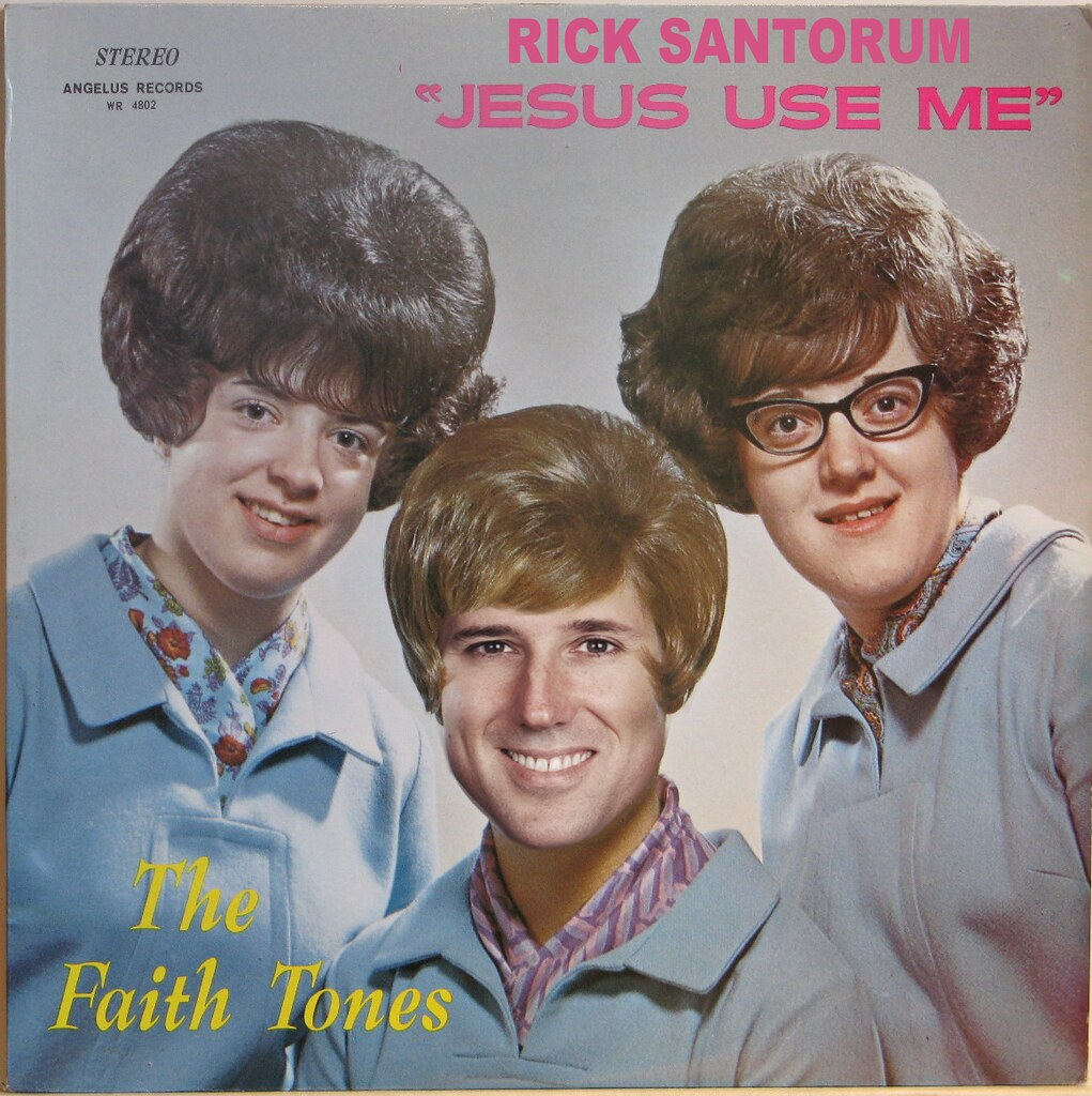 RICK SANTORUM AND THE FAITHTONES