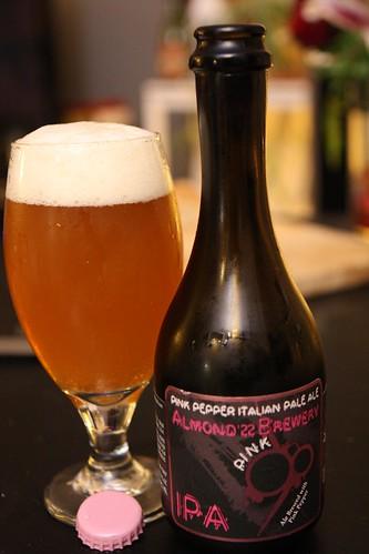 Birra Almond '22 Pink Peppercorn IPA