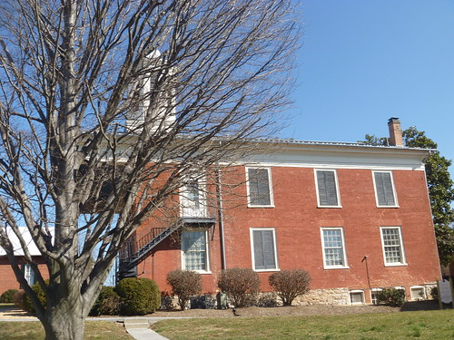virginia courthouse berryville clarkecounty