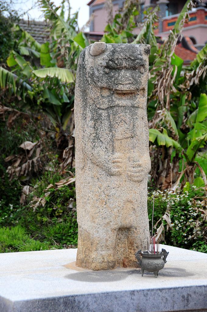 金門瓊林風獅爺