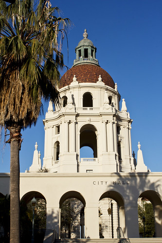 Pasadena's gorgeous city hall