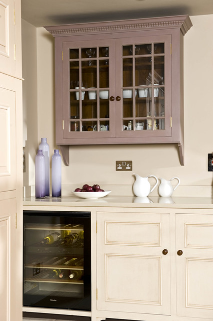 Chalon kitchen showing wine coolers flickr photo sharing - Kitchens with wine coolers ...