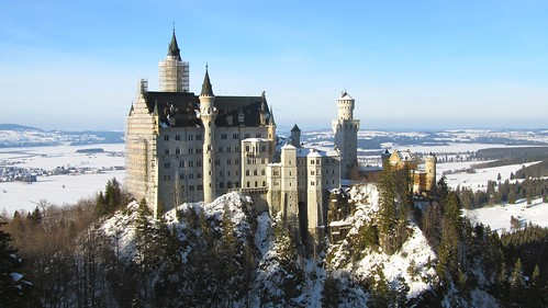 castello di Neuschwanstein
