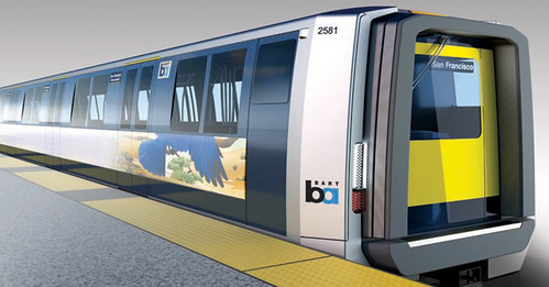 New BART design