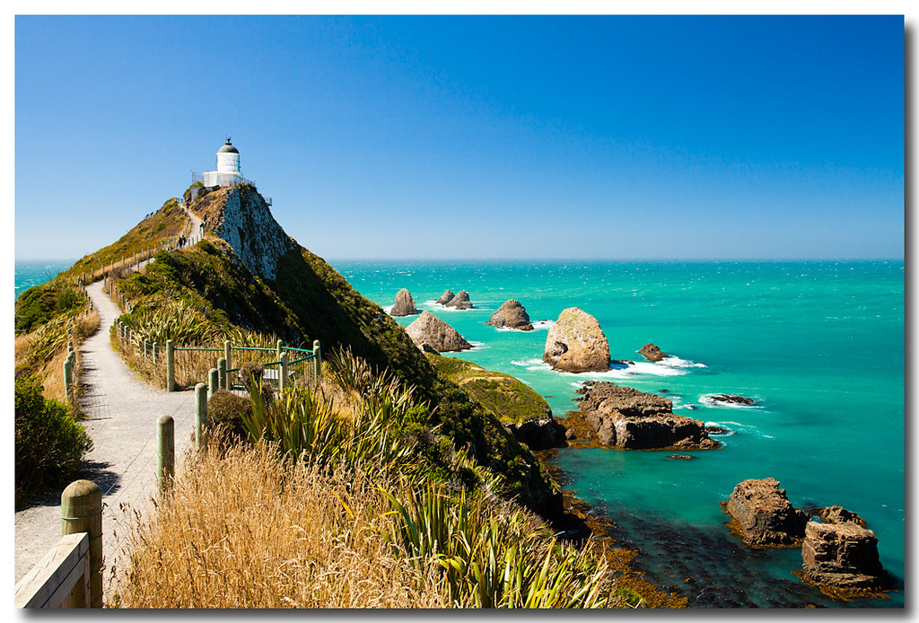 The Catlins New Zealand  city photos : nugget point on the catlins coast in otago south island