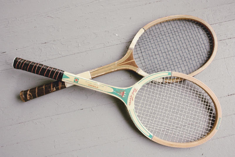 rackets tennis glass and sable interior decorating