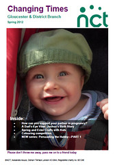 Spring 2012 newsletter - click to view/download