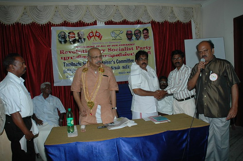 RSP All India General Secretary T.J Chandrachoodan and Tamilnadu State Convener Dr.A.Ravindranath Kennedy M.D(Acu).,attended the State Organaiser`s Committee Meeting at Madurai... 46 by Dr.A.Ravindranathkennedy M.D(Acu)