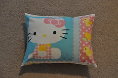 Hello Kitty Envelope Pillow Case