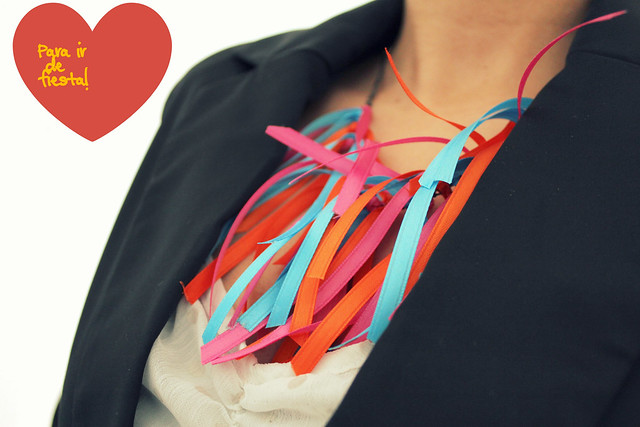Collar de Cintas superrapido!