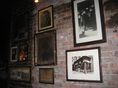 P.J. Clarke's Interior