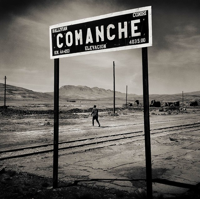 COMANCHE - (*Mobile phone)