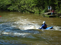 Johan in the First Rapid