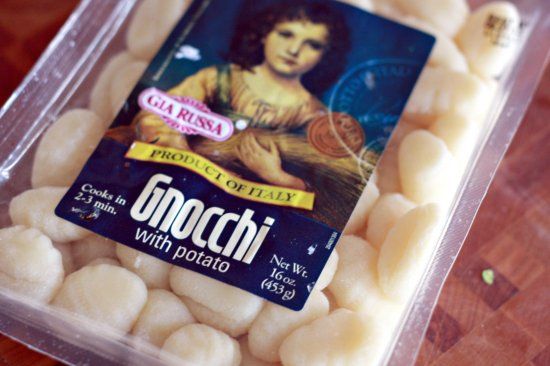 Seasonal Gnocchi