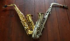 The Saxophones  Tenor Saxophone & Alto Saxophones 6938209157 c886c924aa m