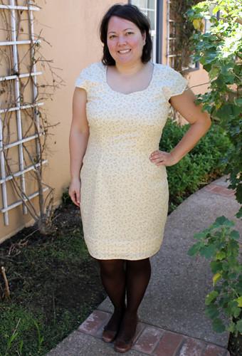 The 'Pastel Pastille' Dress