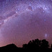 Milky Way Panorama by Andrew Tallon