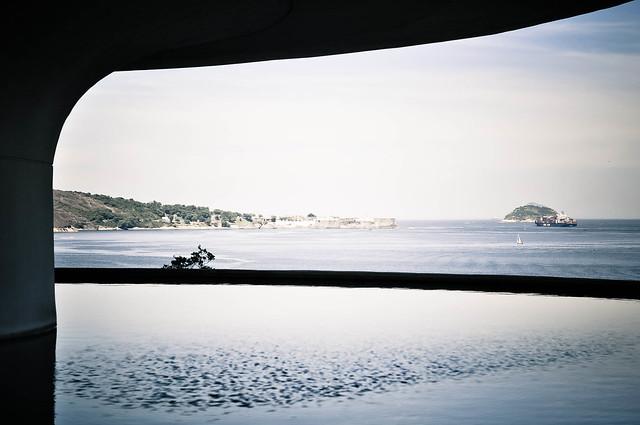 A melhor vista do Rio.