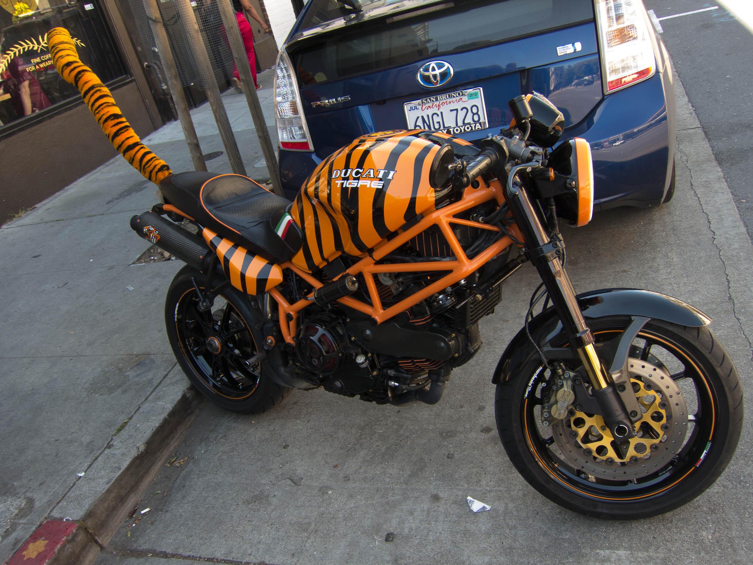 Ducati Tigre