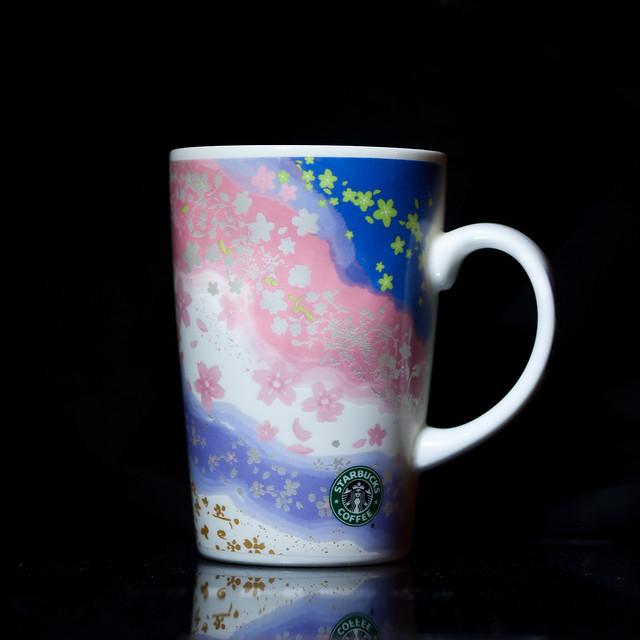 2010 Starbucks 櫻花杯