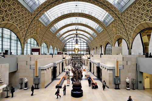 Orsay museum - The gallery