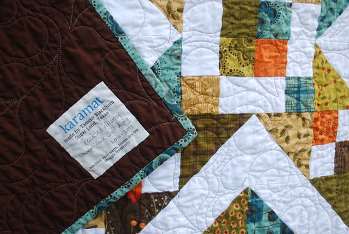 Charm Pack Quilt Along