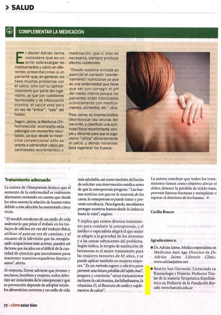 Revista Cómo Estar Bien Enero 2012 (3)