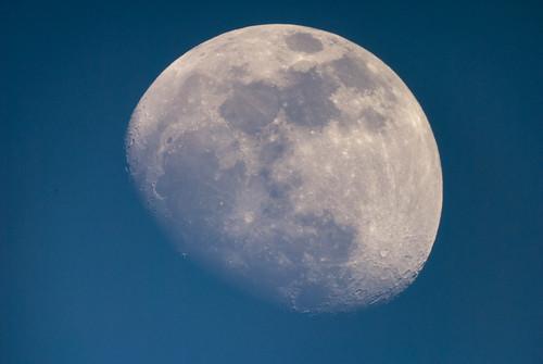 Luna diurna (Monegros)