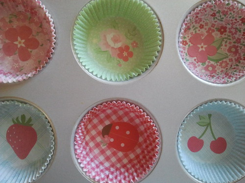 Muffin Tin Monday: Martha Stewart Liners