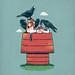 Terror Ravens by (ben chen)