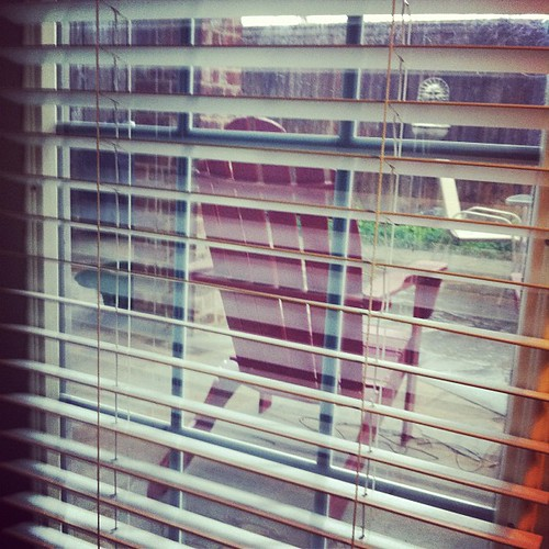 {Day 8: Window} watching the big storm come in through the #window #marchphotoaday