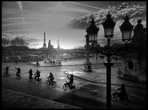 Place de la Concorde * Paris by sistereden2