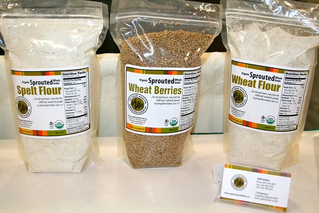 To Your Health Organic Sprouted Flour Co.