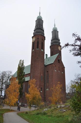 2011.11.11.141 - STOCKHOLM - Högalidsparken - Högalidskyrkan