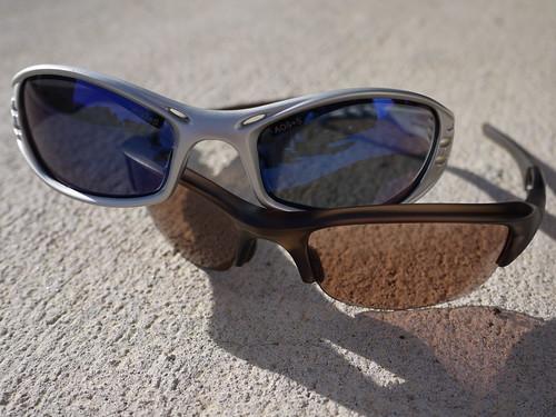 3M™Fuel eyewear & Oakley Flaks