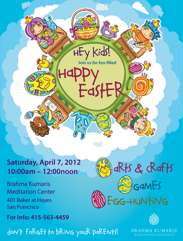 Easter Kids Flier_April 7