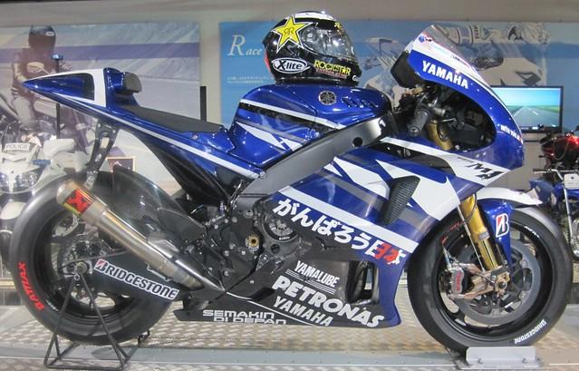 2011 YAMAHA YZR-M1(OWT1) #1 Jorge Lorenzo