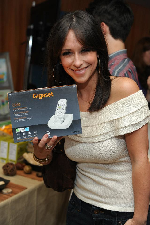 Jennifer Love Hewitt for Gigaset