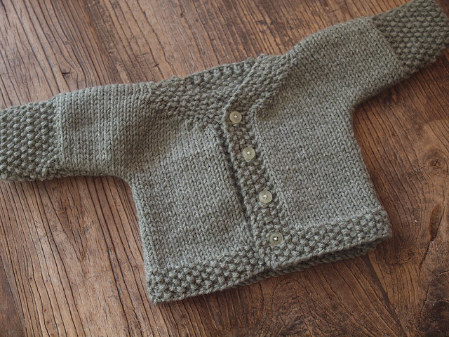 Knitting Pattern Baby Cardigan 8 Ply : knitting for babies in winter