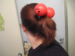 Squishy Ball Hair Tie