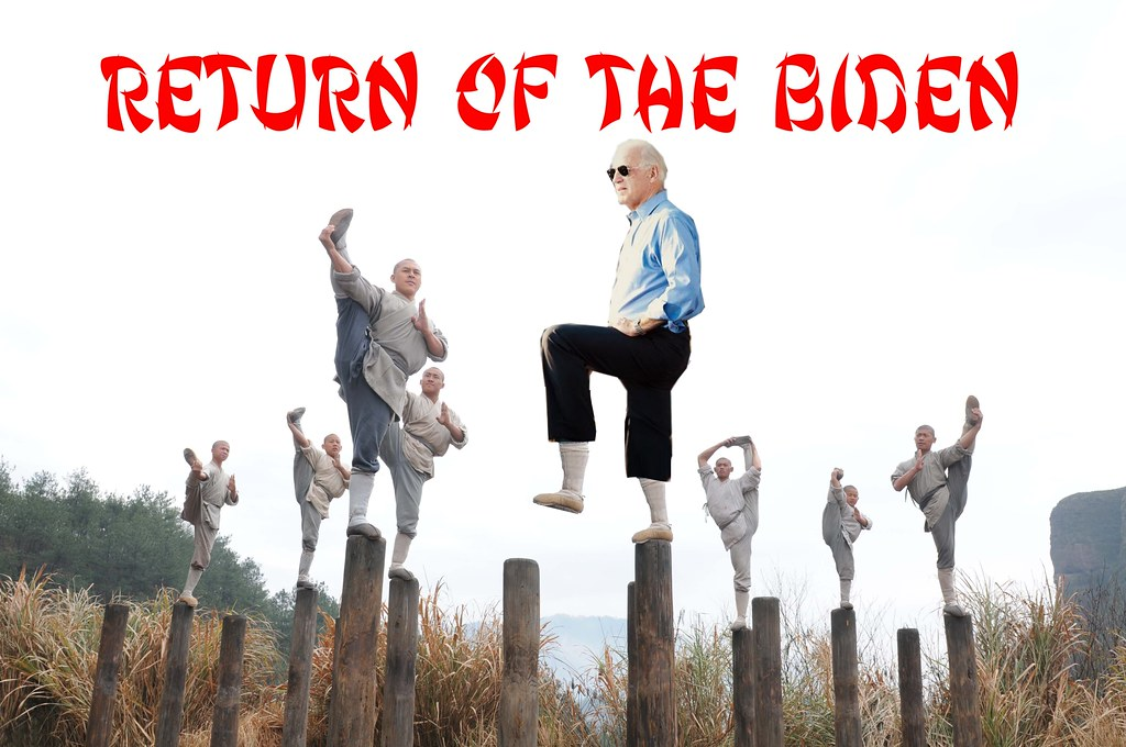 RETURN OF THE BIDEN