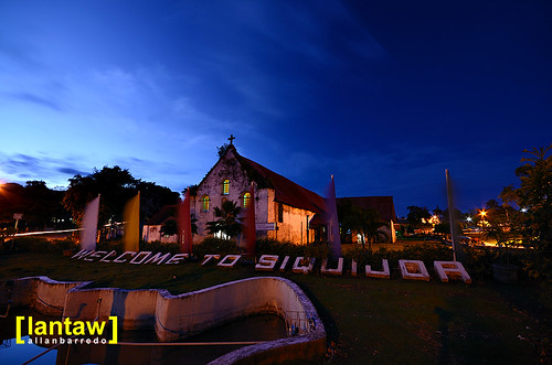 Sunday Dawn in Siquijor